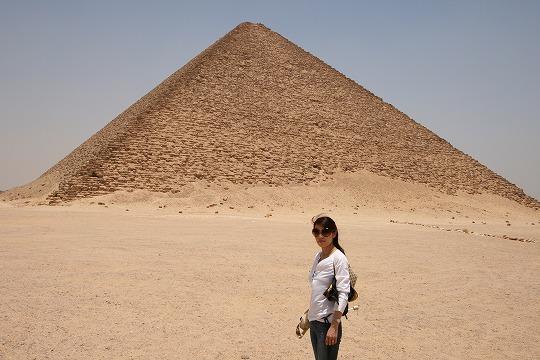 屈折&赤のピラミッド | エジプ...