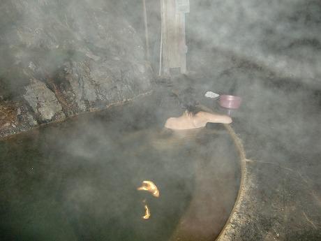 夏油温泉 元湯夏油 疝気の湯 混浴 露天風呂 岩手