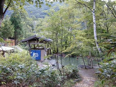 新穂高温泉 ACN合掌の森中尾キャンプ場