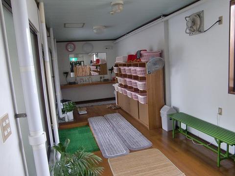 秋保温泉 旅館山菜荘 混浴 日帰り温泉 宮城 画像