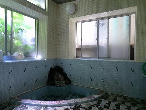 別所温泉 山荘旅館 緑屋吉右衛門 混浴 長野 日帰り温泉 画像
