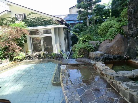 別所温泉「山荘旅館 緑屋吉右衛門」