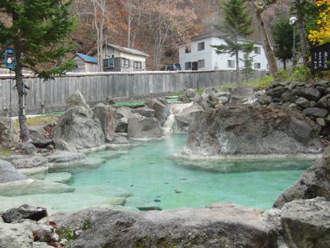 岩尾別温泉「ホテル地の涯」
