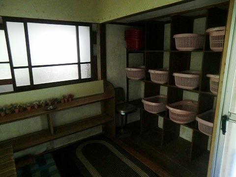 湯澤温泉「長生館」山梨 温泉 日帰り 混浴 画像