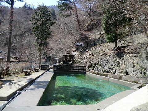 甲子温泉 旅館大黒屋 混浴 日帰り温泉 福島 画像