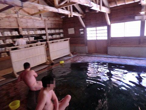 甲子温泉 旅館大黒屋 日帰り温泉 福島 混浴 画像