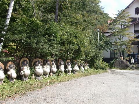 水上温泉 タヌキのお宿 洞元荘 日帰り温泉 群馬 女性用内湯 画像