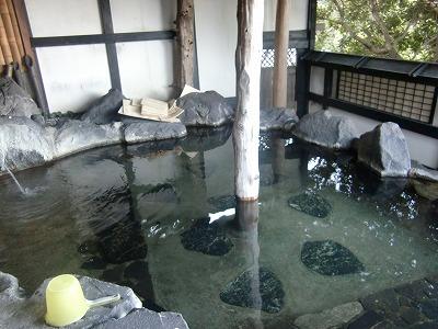 伊東温泉「横浜藤よし伊豆店」  静岡 日帰り 温泉 露天風呂 混浴 画像
