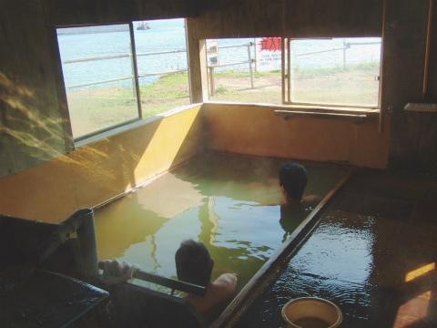 北海道某所の湯
