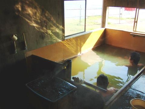 北海道某所の湯 北海道 混浴 露天風呂 無料 画像