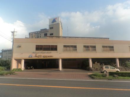 古里温泉「ふるさと観光ホテル」