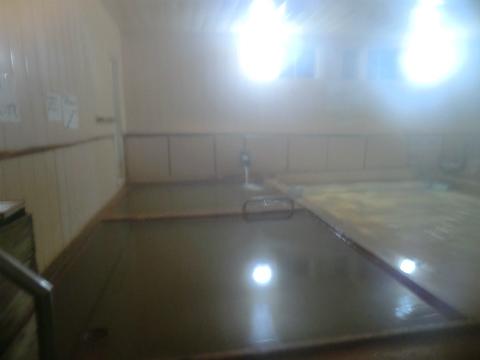 二股ラジウム温泉 二股らじうむ温泉旅館 北海道 日帰り入浴 混浴 画像