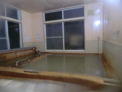 二股ラジウム温泉 二股らじうむ温泉旅館 北海道 日帰り入浴 女性用内湯 画像