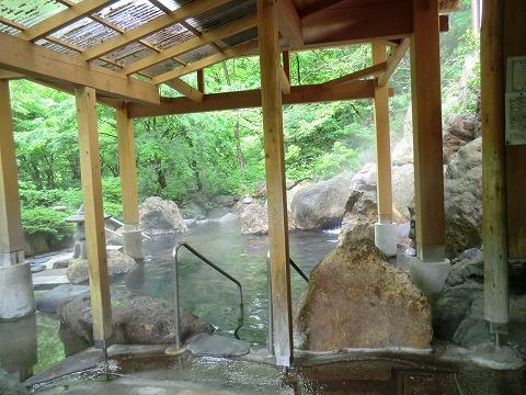 川古温泉「浜屋旅館」