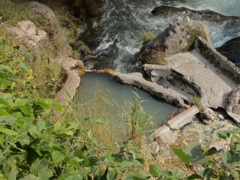 平落温泉(山の湯温泉) 鹿児島 無料  画像