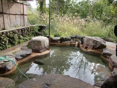 発哺温泉「薬師の湯」