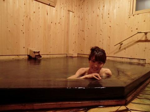 法師温泉 長寿館 日帰り入浴 群馬 混浴内湯 画像