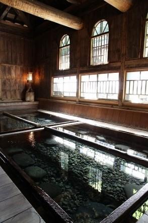 法師温泉 長寿館 混浴 日帰り入浴 群馬 画像