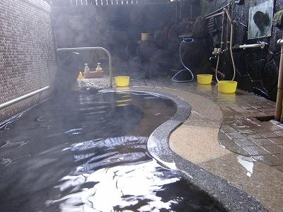 いさぜん旅館 東鳴子温泉 混浴風呂 画像