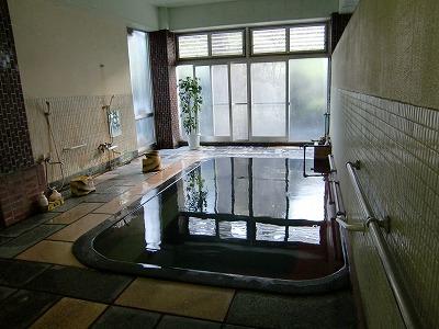 いさぜん旅館 東鳴子温泉 大浴場 画像