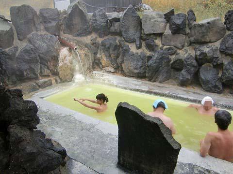 国見温泉 石塚旅館 温泉 岩手 混浴 日帰り入浴 画像