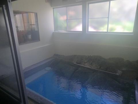 湯岐温泉 岩風呂 共同浴場 混浴 日帰り温泉 福島 混浴 画像