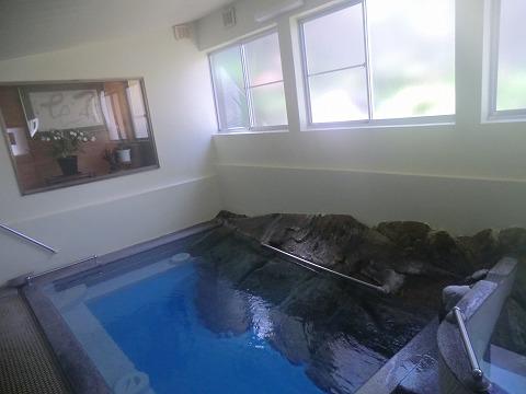 湯岐温泉「岩風呂」