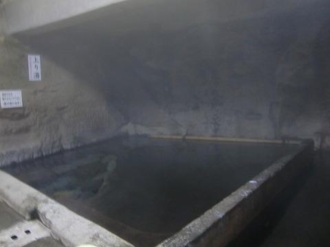 壁湯温泉「壁湯共同温泉」