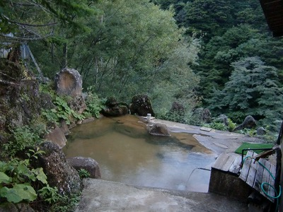 濁河温泉 覚明荘