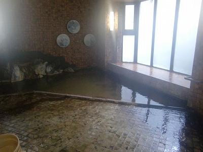 鎌先温泉 木村屋旅館 女性用内湯 河童風呂 宮城 画像