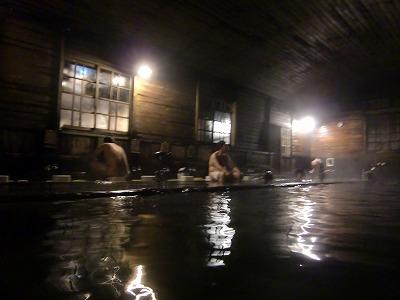 河内温泉 「金谷旅館」