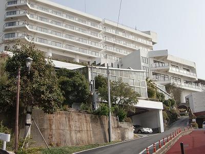 熱川温泉「ホテルカターラリゾート&スパ」
