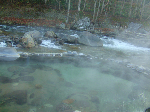 北湯沢温泉「御宿かわせみ」