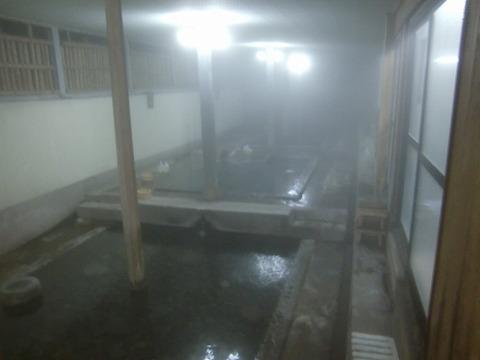 川底温泉「旅館蛍川荘」