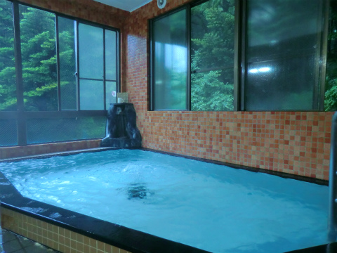 板室温泉「きくや一望館」