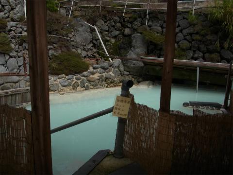新湯温泉 霧島新燃荘 鹿児島 日帰り入浴 画像