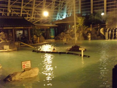硫黄谷温泉 霧島ホテル 鹿児島 混浴 露天風呂 日帰り入浴 温泉 画像