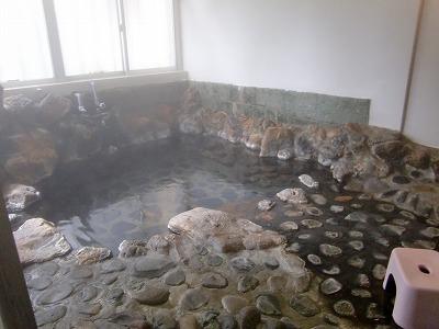 喜至楼 瀬見温泉 山形 混浴 温泉 画像 日帰り入浴