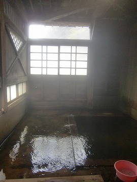 北温泉 北温泉旅館 女性用内湯 日帰り温泉 栃木 混浴 画像