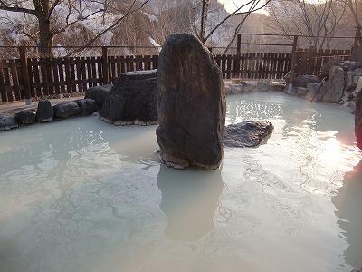 松川温泉 峡雲荘