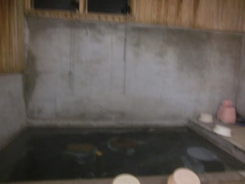 真賀温泉 真賀温泉館 岡山 混浴 共同浴場 日帰り入浴 温泉 画像