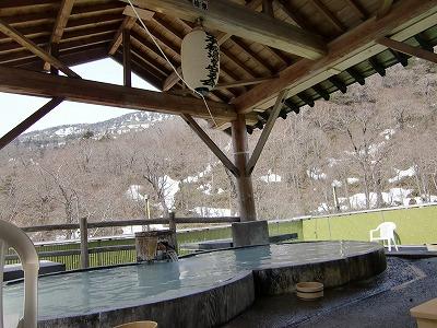 幕川温泉「水戸屋旅館」