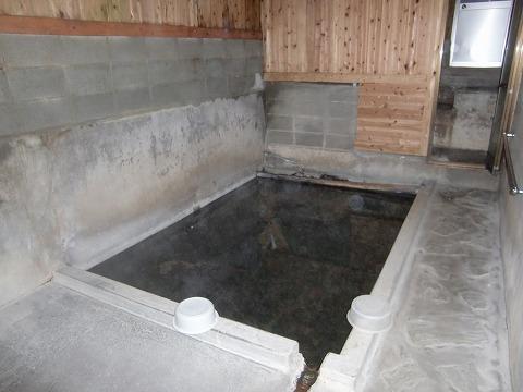 満願寺温泉「共同浴場」