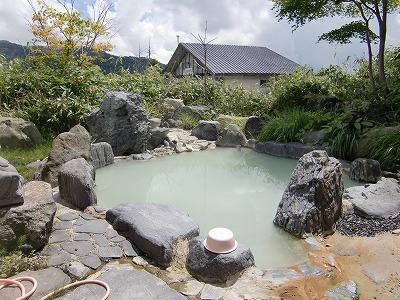 万座温泉「湯の花旅館」
