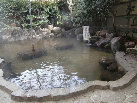 鉄輪温泉「丸神屋」