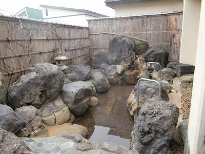 肘折温泉「松井旅館」