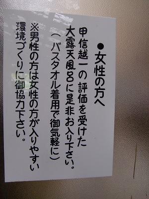 宝川温泉 汪泉閣 混浴露天風呂 休憩所 日帰り温泉 群馬 画像