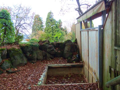 松乃山温泉「露天風呂 翠の湯」