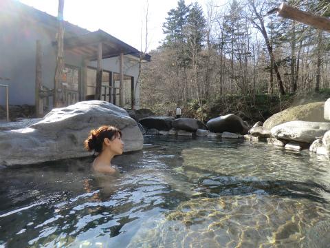 芽登温泉 芽登温泉 北海道 日帰り入浴 混浴 露天風呂 画像