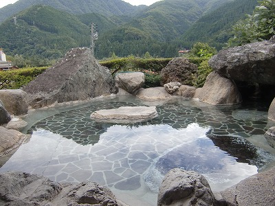 栃尾温泉 民宿みなみ荘 岐阜 飛騨高山 温泉 混浴 露天風呂 日帰り入浴